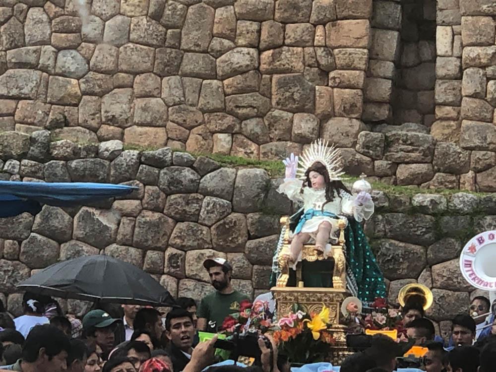 procesión en cuzco